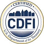 CDFI - Certified U.S. Department of the Treasury